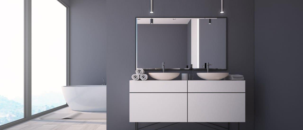Armoires de salle de bain à Montréal à des prix abordables
